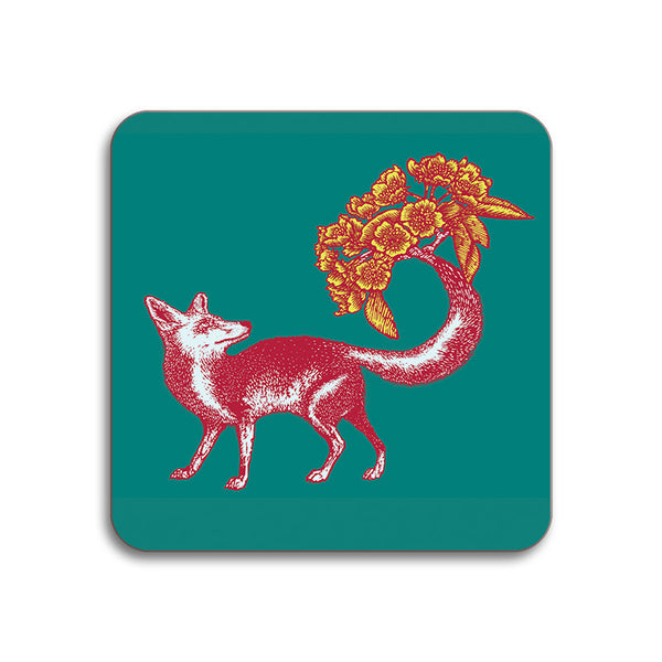 Fox Animaux Coaster