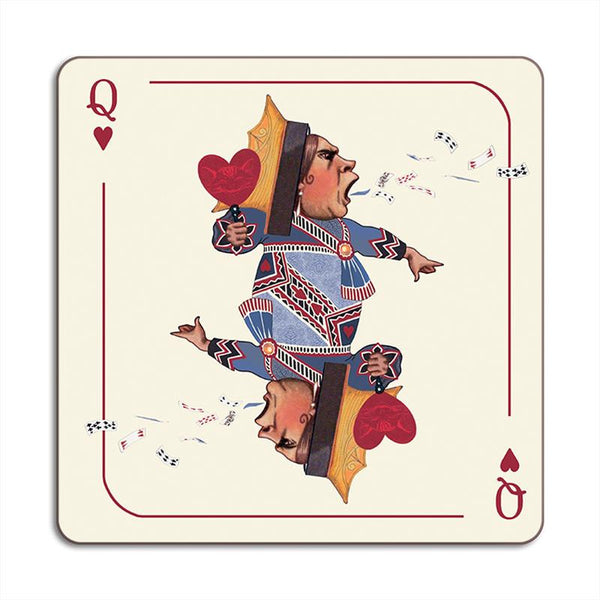 Alice In Wonderland Queen Placemat
