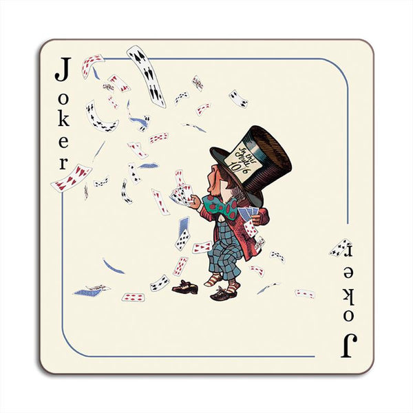 Avenida Home - Alice In Wonderland - Joker Placemat