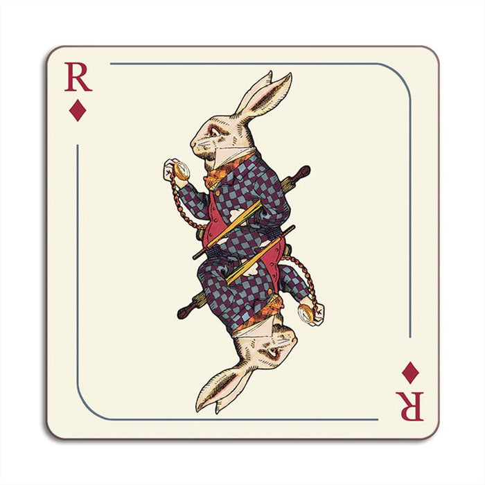Avenida Home - Alice In Wonderland - Rabbit Placemat