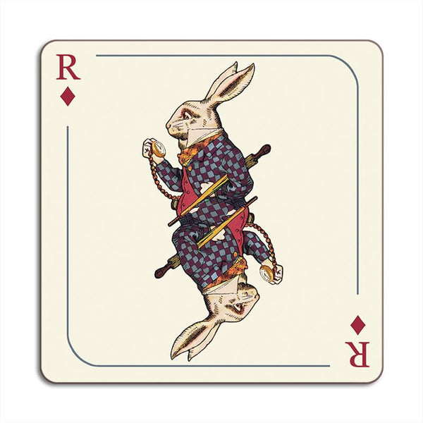 Alice In Wonderland Rabbit Placemat