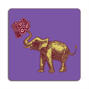 Avenida Home - Puddin' Head - Elephant - Square Placemat