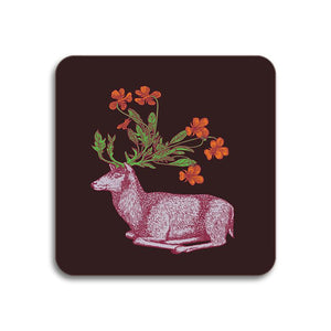 Avenida Home - Puddin' Head - Deer Coaster