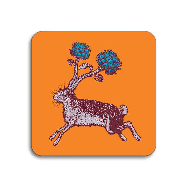 Hare Animaux Coaster
