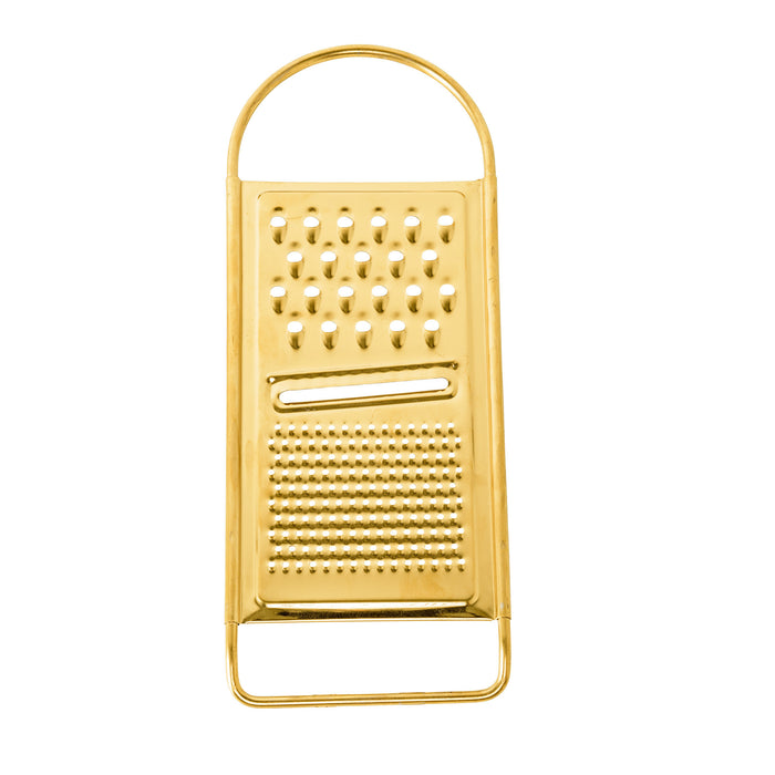 Bloomingville - Stainless Steel - Gold Grater