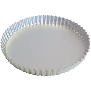 Alan SilverWood - 23cm Loose Base Continental Flan Tray