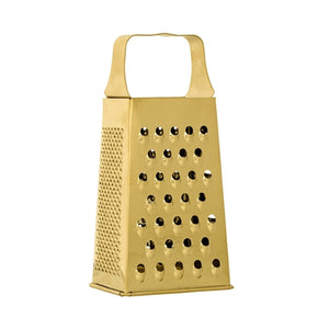 Bloomingville - Stainless Steel - Gold Box Grater