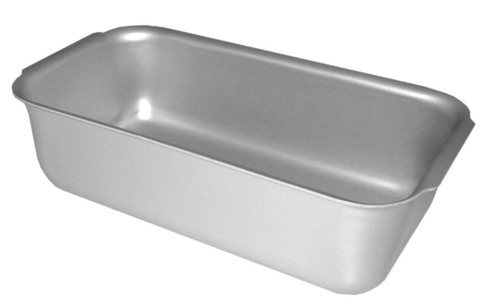 Alan SilverWood - 2lb Loaf Pan With Rounded Corners
