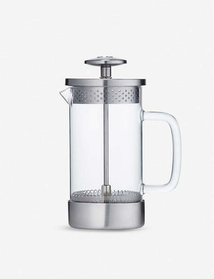 Barista & Co Core Coffee Press - Steel 3 Cup