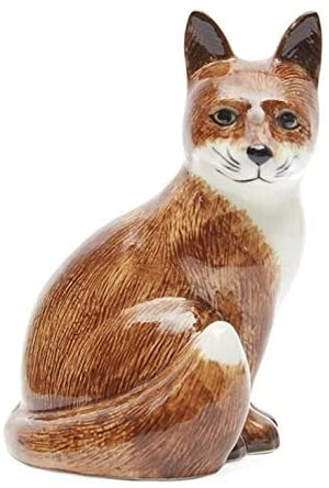 Quail - Fox Money Box