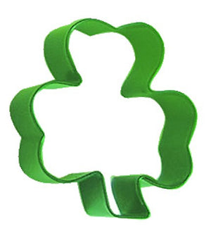 Anniversary House - Shamrock Cookie Cutter - Green