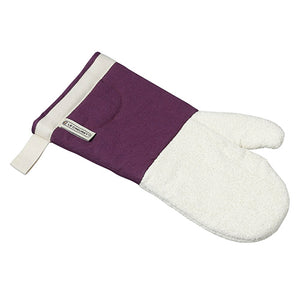 "Le Creuset - 14"" Oven Mitt - Cassis (Discontinued)"