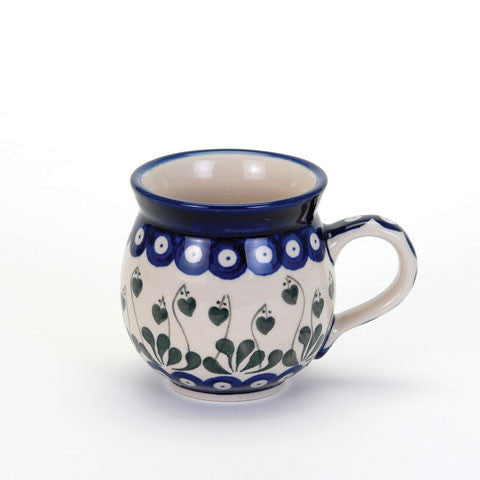 Gents mug - Love Leaf
