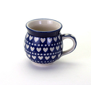 Gents mug - Heart to Heart