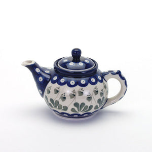 Medium teapot - Love Leaf