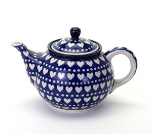 Medium teapot - Heart to Heart