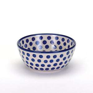 ArtyFarty - Cereal Bowl - Small Blue Dot