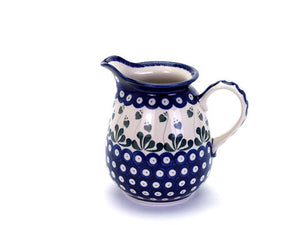Arty Farty - Jug 1.1 litre - Love Leaf