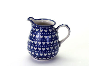 Arty Farty - Jug 1.1 litre - Heart to Heart