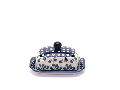 Arty Farty - Butter dish - Love Leaf