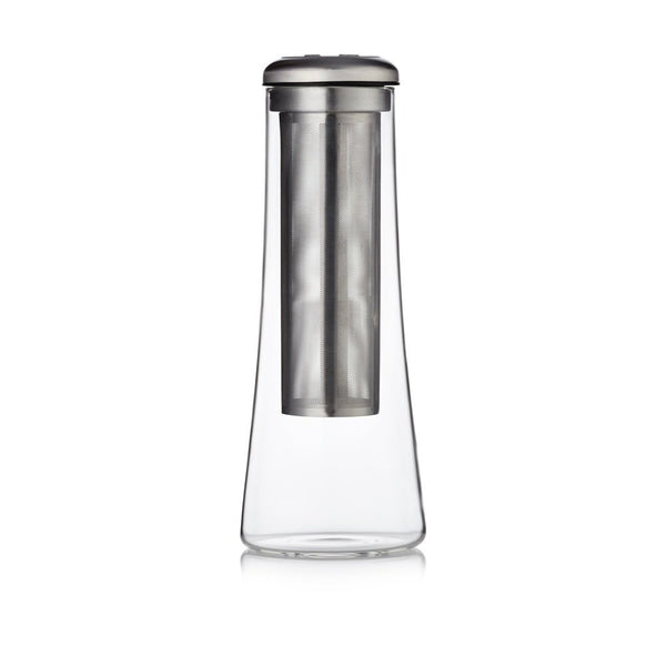 Glass Cold Brew Carafe-Electric Steel