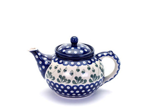 Teapot 1.2 litre - Love Leaf