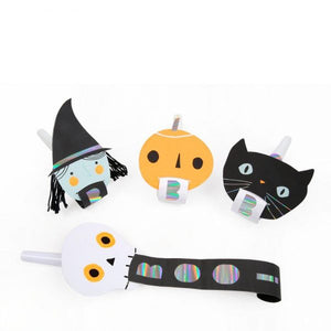 Meri Meri - Halloween Party Blowers