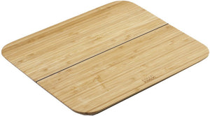 Joseph Joseph - Small Chop 2 Pot Bamboo Chopping Board