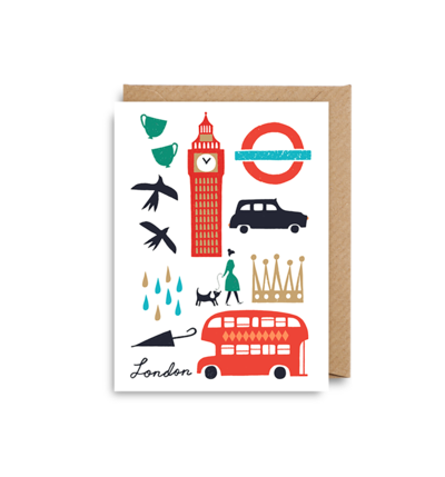 Lagom Debbie Powell - London landmarks
