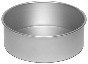 Alan SilverWood - 7 x 3in Cake Pan Solid Base