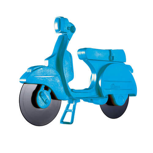 Pizza Scooter in Blue