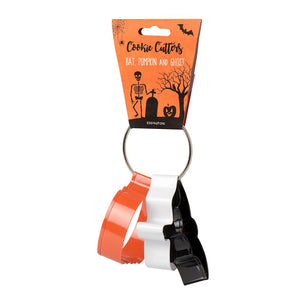 Eddingtons - Set of Three Halloween Cutters