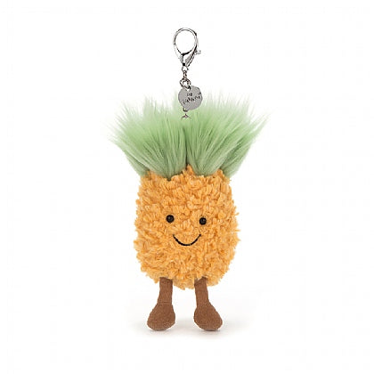 Jellycat - Amuseable Pineapple Bag Charm
