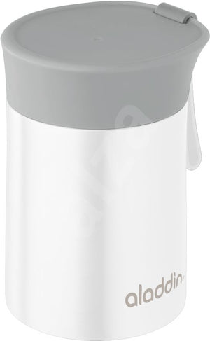 Aladdin - 400ml Enjoy Food Thermos - White