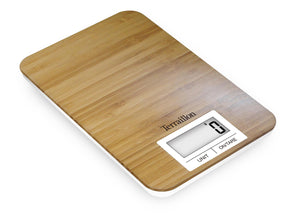Terraillon Balance Bamboo Digital Scale