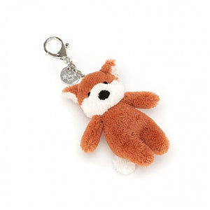 Jellycat - Bashful Fox Bag Charm