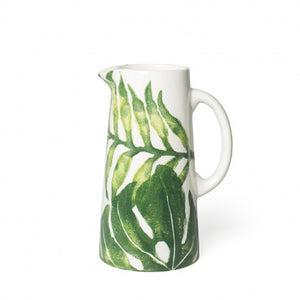 Blisshome Into the Jungle - Tall Pitcher Mixed Leaves