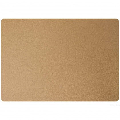 ASA - PLACEMAT LEATHER OPTIC - BRASS