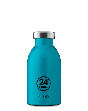 24 Bottles - 330ml Clima Water Bottle - Atlantic Bay