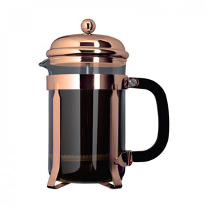 Cafe Ole 1 litre Coffee Maker Copper Finish