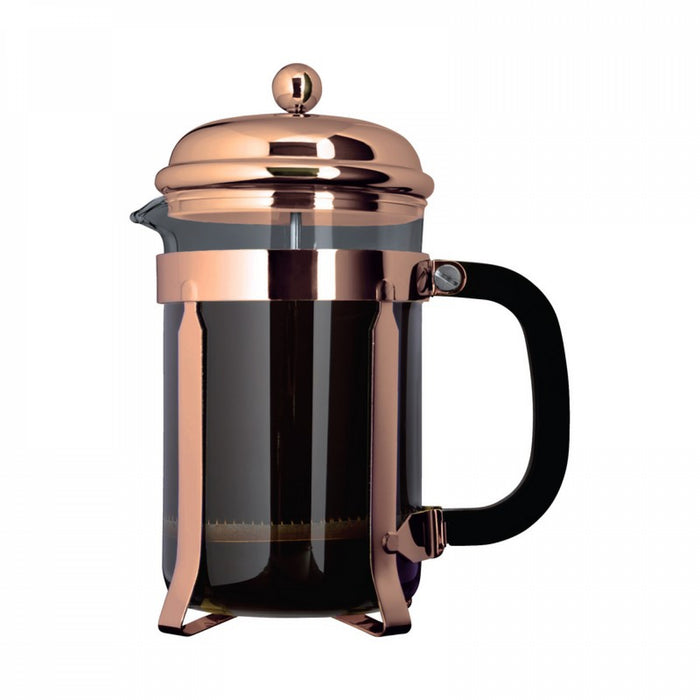 Cafe Ole - 0.35 Litre Coffee Maker - Copper Finish (3 cup)