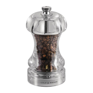 Cole & Mason - Capstan Precision Pepper Mill - Acrylic 145