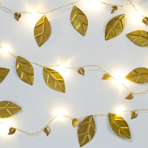Talking Tables - Damask Leaves String Lights
