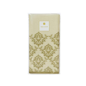 Talking Tables - Gold Damask Paper Tablecover