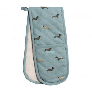 Sophie Allport - Dachshund Double Oven Glove