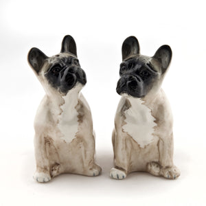 Quail - French Bulldog Salt & Pepper Set
