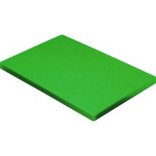 Grunwerg - Colour Coded Chopping Board Green 12cm x 18cm x 12mm