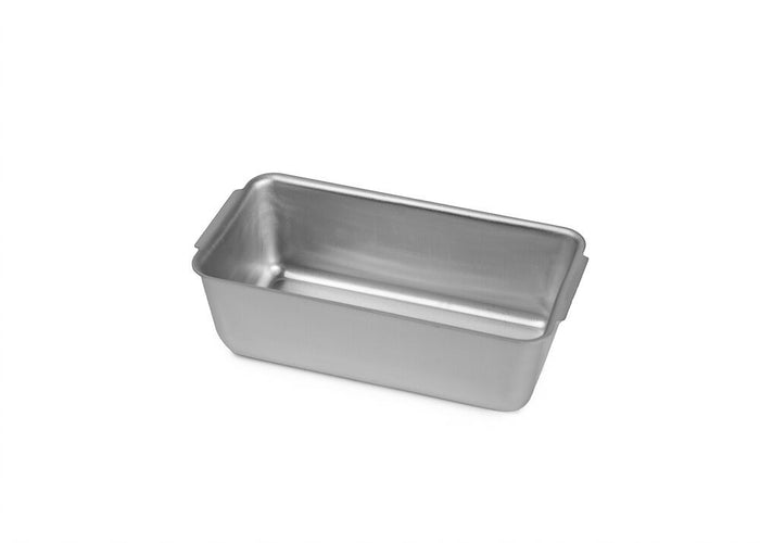 Mini loaf pan with rounded corners