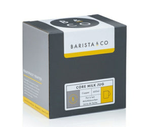 Barista & Co - Core Milk Jug 600 ml- Black