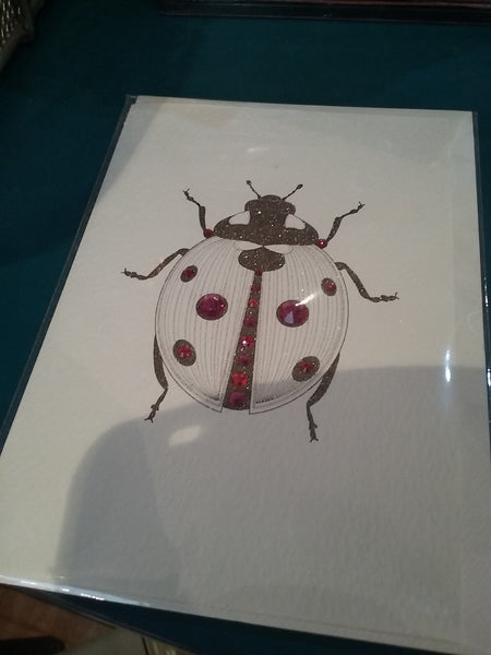 The Ladybird Card
